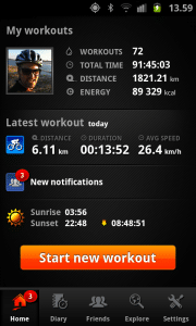 sports tracker now available for android sports tracker rh blog sports tracker com Nike Sports Tracker Nokia Software Update Tracker