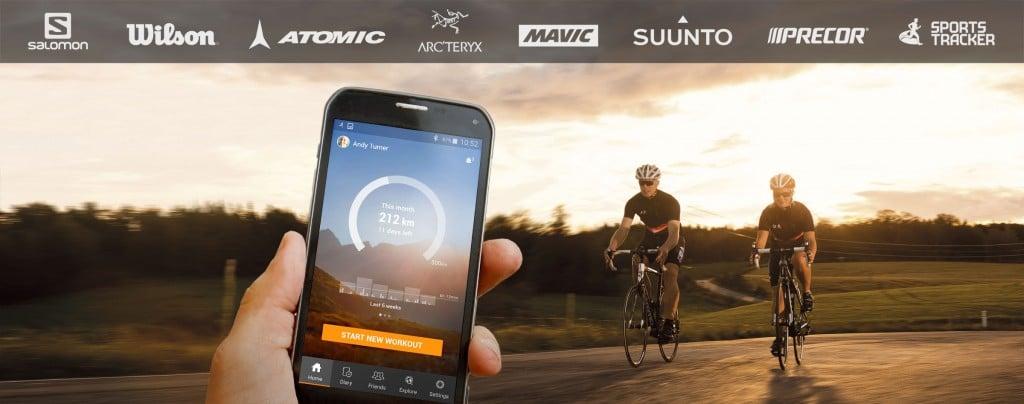 Amer Sports Sports Tracker