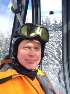 Business Unit Director Marko Orenius