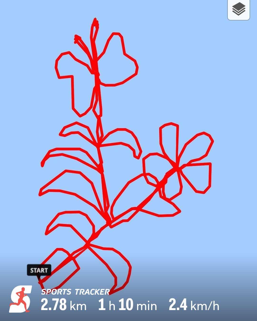 sports tracker plan a route flower sports tracker