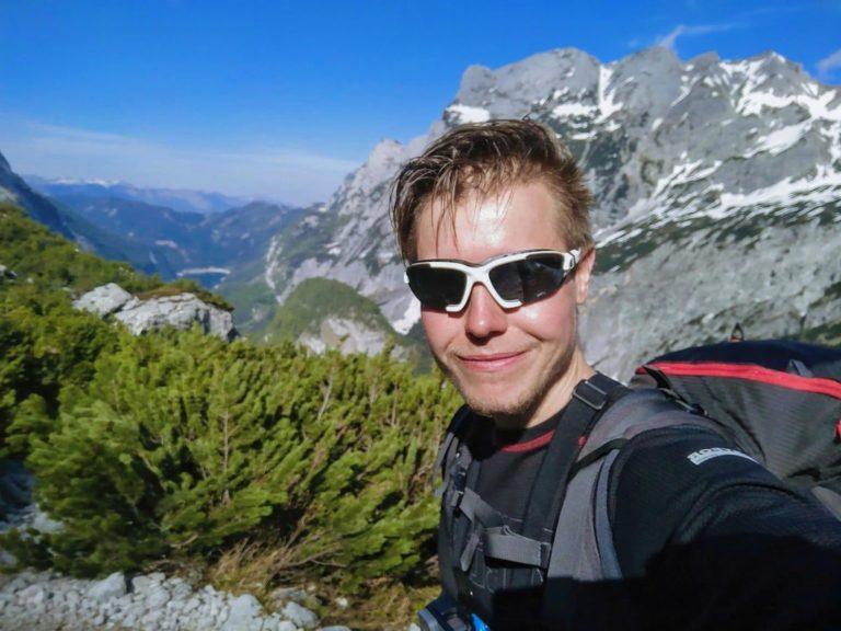 Sports Tracker Lukáš Vaculík