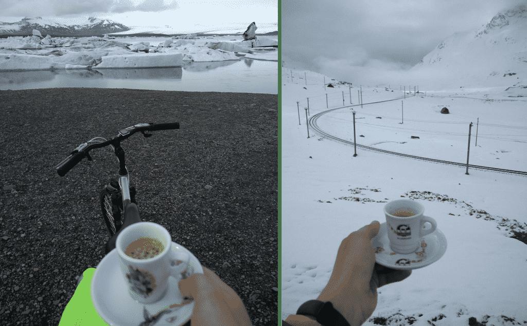 Sergio Almeida Sports Tracker coffee break no2