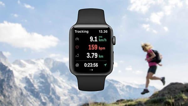 Sports Tracker for Apple Watch