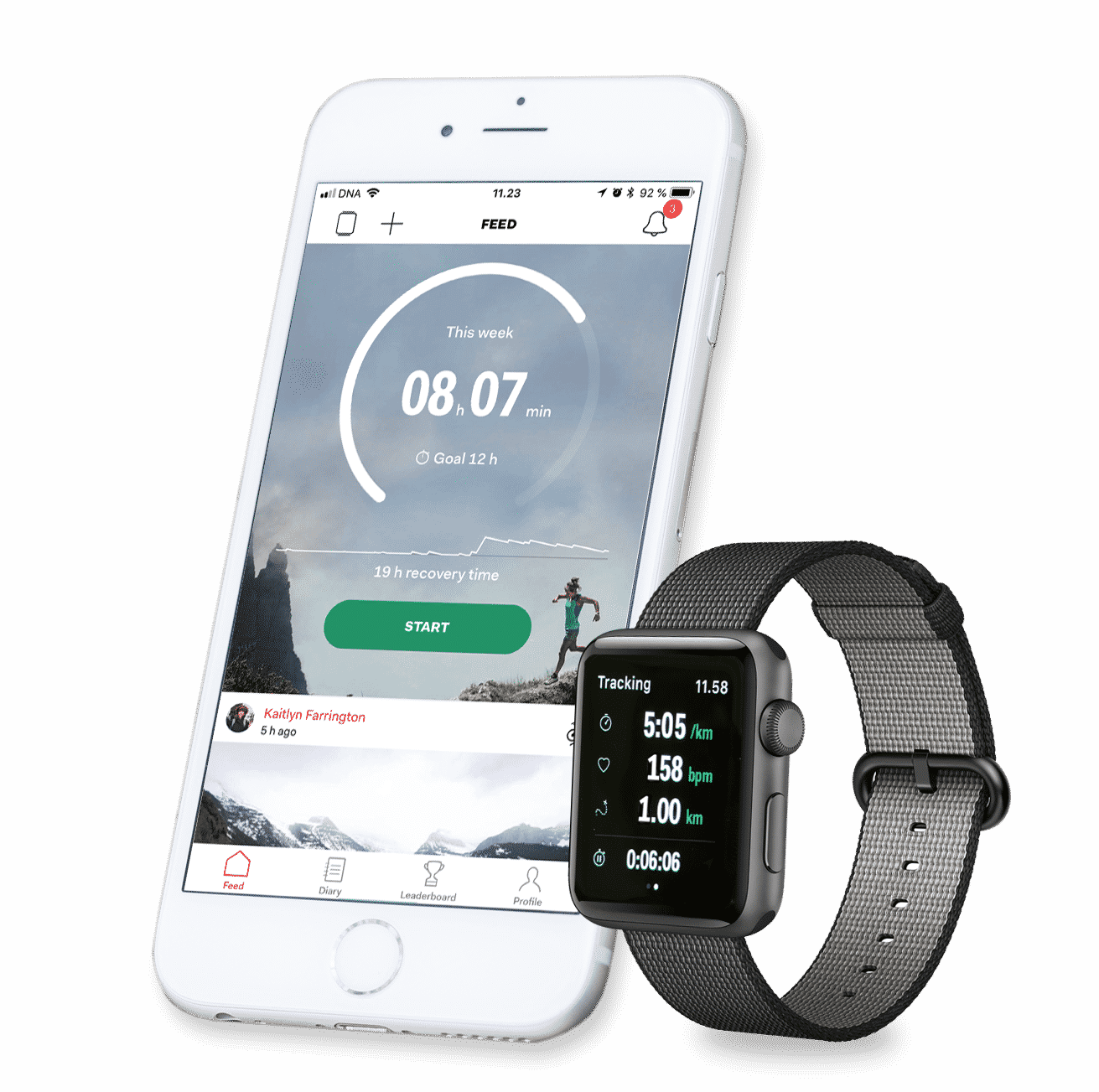 How To Use Apple Watch Sports Tracker Watch App