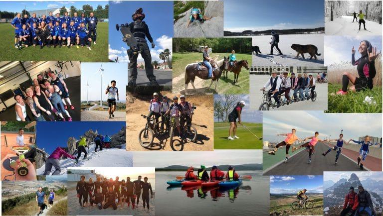 Sports Tracker community