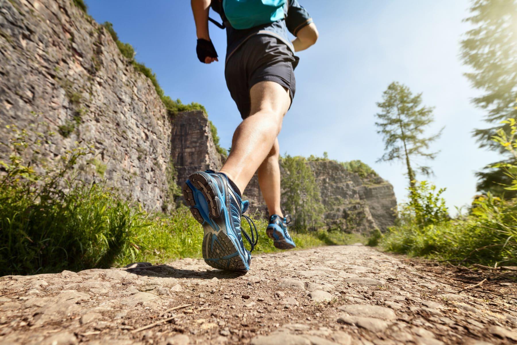 Sports Tracker running techniques