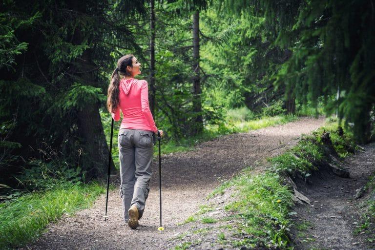 Nordic walking Sports Tracker
