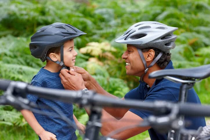 Helmets Sports Tracker