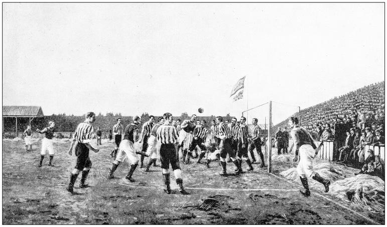Sports Tracker football