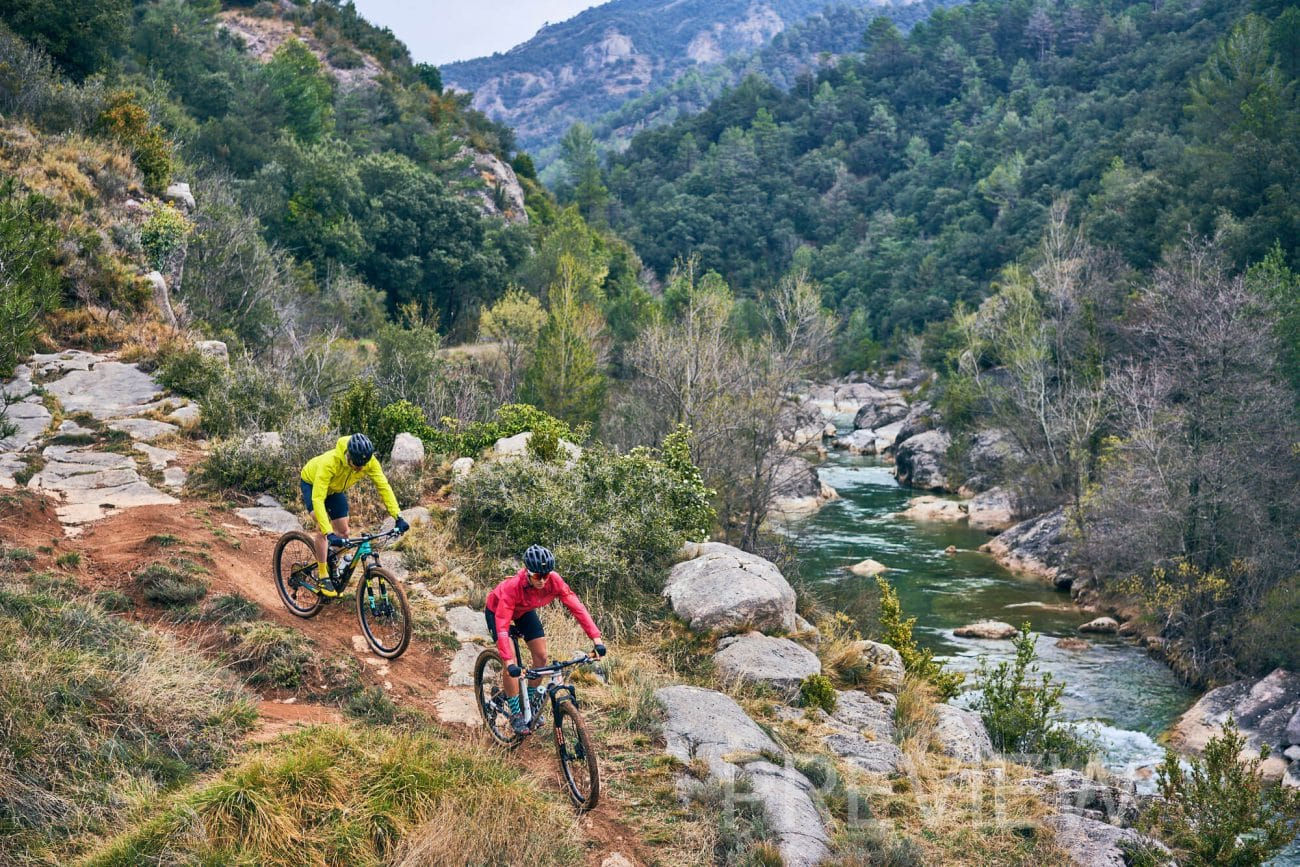 Sports Tracker mtb. Spain