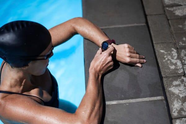 Swimming Sports Tracker Suunto 5