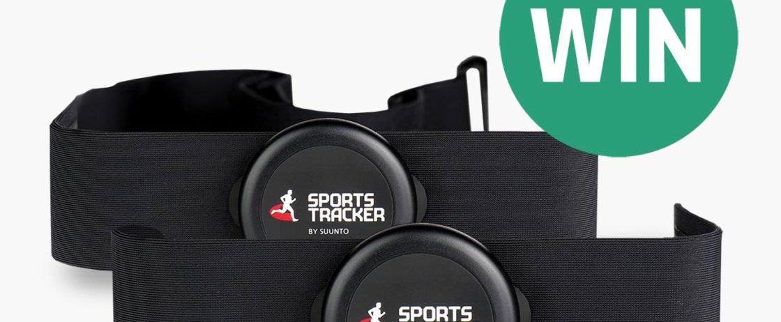 Sports Tracker heart rate belt